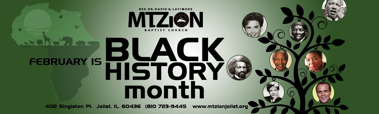 Black History Slide
