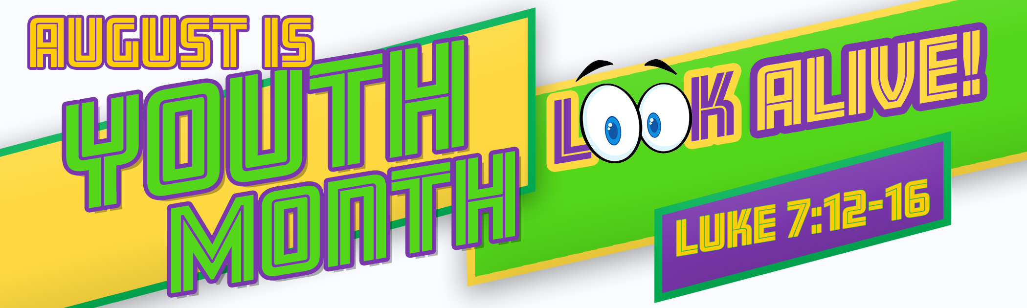 Youth Month Banner