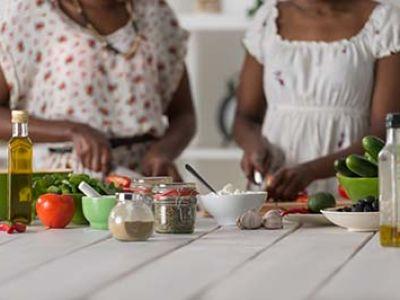 Kitchen Ministry